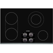 Electric Cooktop 500 Series 30 Inch Stainless Steel