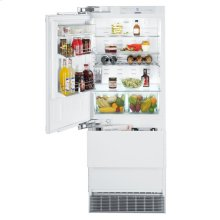 """30"""" Combined refrigerator-freezer with NoFrost for integrated use"""