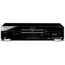 DVD Player with Multi-channel DVD Audio and SACD Playback