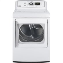 GE Profile Harmony 7.3 Cu. Ft. Stainless Steel Capacity Electric Dryer