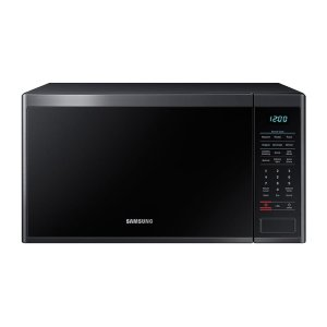 1.4 cu. ft. Countertop Microwave with Sensor Cooking in Fingerprint Resistant Black Stainless Steel Product Image