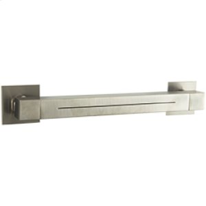 Waterfall Shower Head - Brushed Nickel Product Image