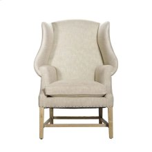 New Age Linen Chair