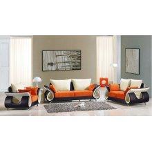 Divani Casa 2256 Ultra Modern Fabric Sofa