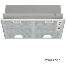 "HUI31451UC 21"" Custom Insert 300 Series - Stainless Steel"