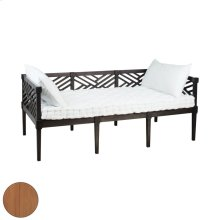 Teak Daybed in Euro Teak Oil