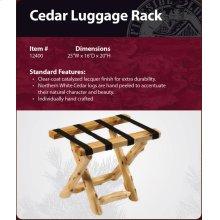 Luggage Rack