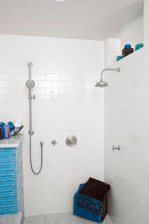 Additional Venetian-Bronze Multifunction Showerhead