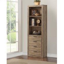 BRIGHTON Bookcase with Door