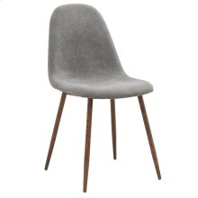 Lyna Side Chair, set of 4, in Grey