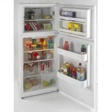 9.9 Cu. Ft. Frost Free Refrigerator - White