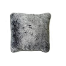 7TH RAY DIP DYE GREY_WHITE PILLOW Rug