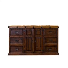 Nogal/Walnut Don Carlos Dresser