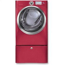 Gas Front Load Dryer with Wave-Touch Controls Featuring Perfect Steam