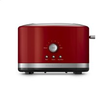 2-Slice Toaster with High Lift Lever - Empire Red