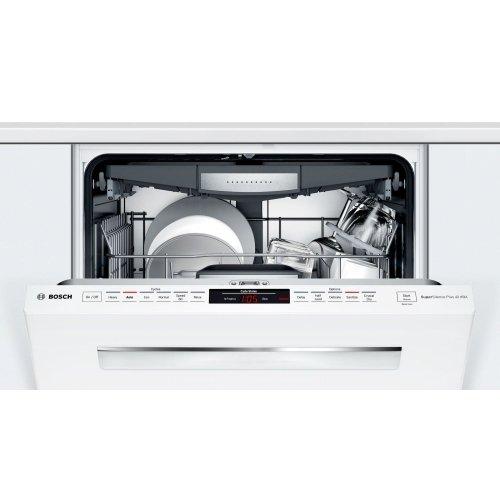 800 Series Dishwasher 24'' White SHPM78Z52N