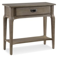 Gray Stratus Condo/Apartment Hall Stand with Drawer #22032- GR