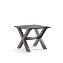 Kingston X-Base End Table