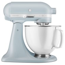Limited Edition Heritage Artisan® Series Model K 5 Quart Tilt-Head Stand Mixer - Misty Blue
