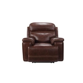 2394 Fresno Power Chair Power Headrest Brown