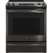 "GE® 30"" Slide-In Electric Convection Range Product Image"