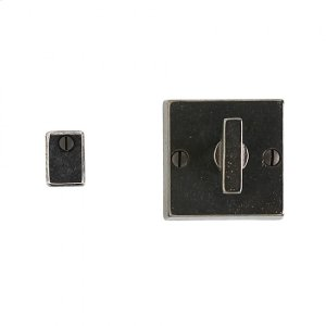 Square Metro Mortise Bolt Silicon Bronze Brushed Product Image