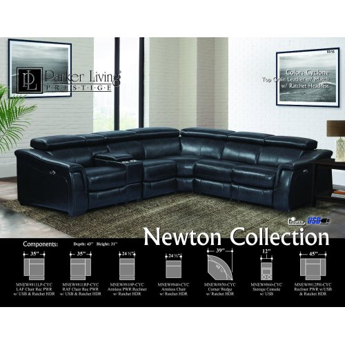 NEWTON - CYCLONE 5pc Package ENT (811LP, 860, 810P, 860, 811RP)