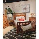 Kalispell Bedroom Set Harvest, PDU-102A-HRU Product Image