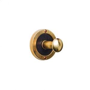 Peg Robe Hook - RH5 Silicon Bronze Brushed with Basic Product Image