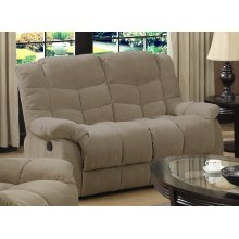 SU-HE330 Collection  Reclining Loveseat