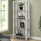 AMERICANA MODERN - COTTON Etagere Bookcase Product Image