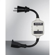 Power Failure Alarm With Hospital Grade Cord, Designed To Be Used On Virtually Any 115/120v Appliance
