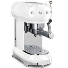 Espresso Coffee Machine White