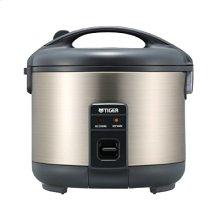 Electric Rice Cooker / Warmer in Urban Satin - 5.5 CUPS