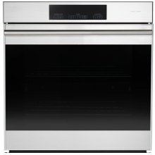 "24"" (60cm) wide stainless steel oven"