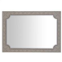 Dauphine Rectangular Mirror