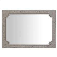 Dauphine Rectangular Mirror