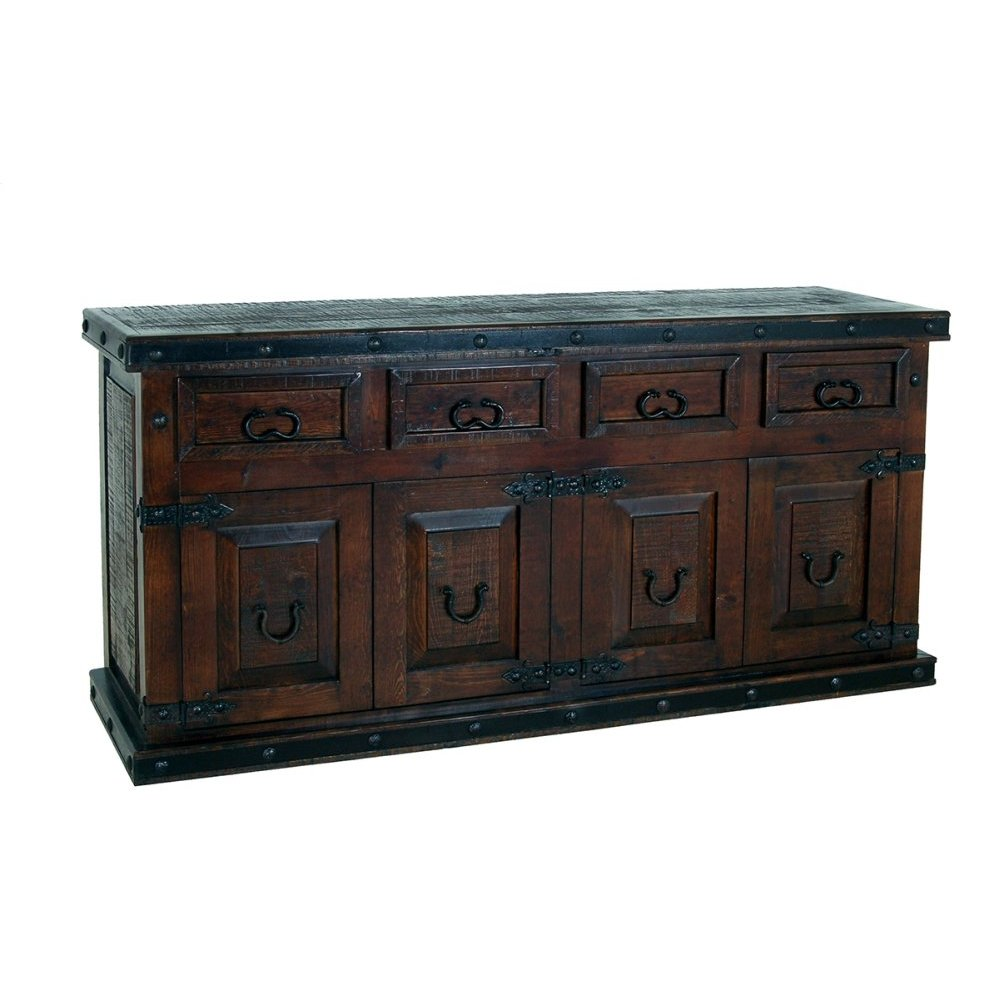 Gran Hacienda 4 Drawer Console