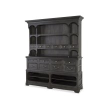 Sideboard with Hutch