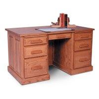 "Classic Desk, 62""w Product Image"