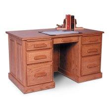 """Classic Desk, 62""""w"""