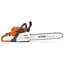 A chainsaw designed for firewood cutting - with a great power-to-weight ratio.
