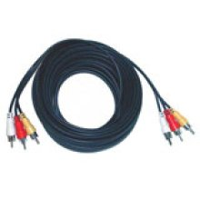 Composite Audio/Video Cable (30ft/9m)