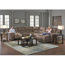 Lay Flat LSF Recliner