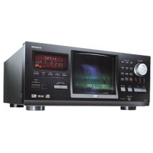 Premium 301-Disc DVD/CD Mega-Changer