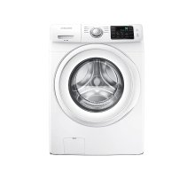 4.2 cu. ft. Front Load Washer in White