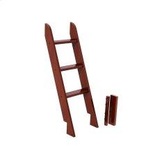 Twin over Full Ladder : Chestnut