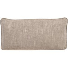 Bradington Young 10 Inch X 20 Inch Rectangle Pillow With Welt 153-10