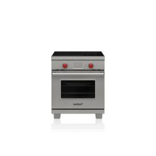 "30"" Professional Induction Range"