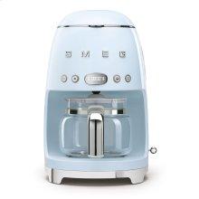 Drip Coffee Machine, Pastel Blue